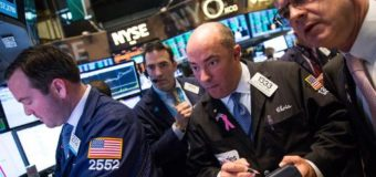 US stocks fall as Fed hints at higher rates