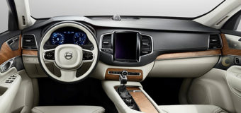 2015 Volvo XC90 Interior + Apple CarPlay