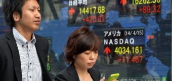 Asia shares rise after positive US manufacturing data