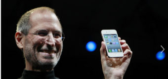 Apple's CEO Shakes Doubters as Stock Surge Greets iPhones