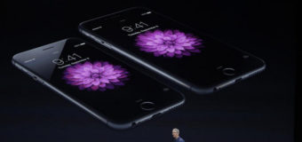 Apple receives record pre-orders for new iPhones