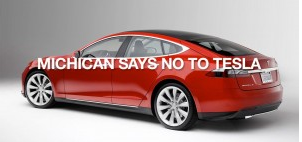 Michigan Governor Signs Tesla Ban