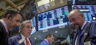 Wall St. jumps for second day, helped by economic optimism