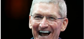 Apple CEO On Short List For Time's Person Of The Year
