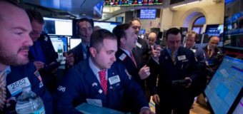 Dow, S&P edge up, hit intraday records after Yellen comments