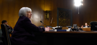 Janet Yellen Says Fed Is in No Hurry to Raise Rates