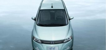 2016 BYD E6 Getting Bigger Battery, More Range