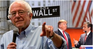 Trump And Cruz Push Tax Cuts For The Rich: Sanders' Tax Wall St. Plan Would Raise $300 Billion