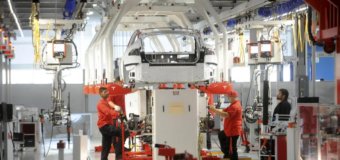 Tesla Aims To Double Factory Space