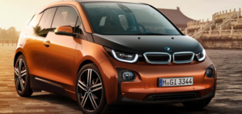 BMW Updating i3 Electric Car In 2017: Report