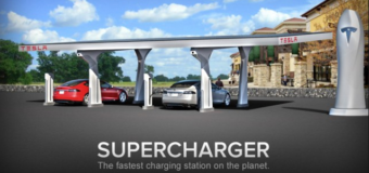 Tesla Supercharger Credits Rolling Out Next Year