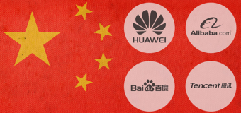 Big Data gives China's top 3 Internet Firms Big Leverage