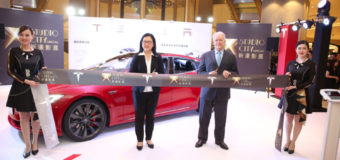 First Tesla taxi services available soon in Taiwan