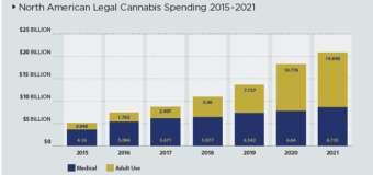 Legal Cannabis and CBD Sales are on the Rise