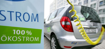 German minister to carmakers: Invest in electric cars or lose out