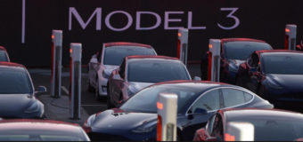 Tesla boosts Model 3 production but still short of goal