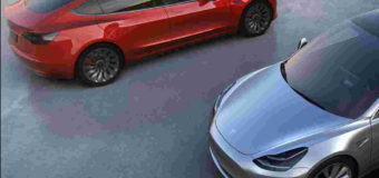 Consumer Reports recommends Tesla's Model 3 after Braking Fix