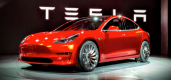 Tesla Short Squeeze ? – Tesla stock up almost 4% Tuesday to $345.