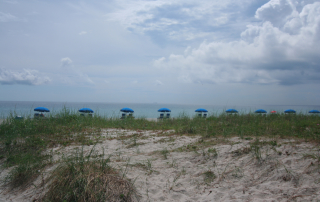 Beautiful Beach in delray Beach