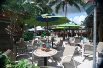 The Sandbox is one of Delray's favorite beach bars.