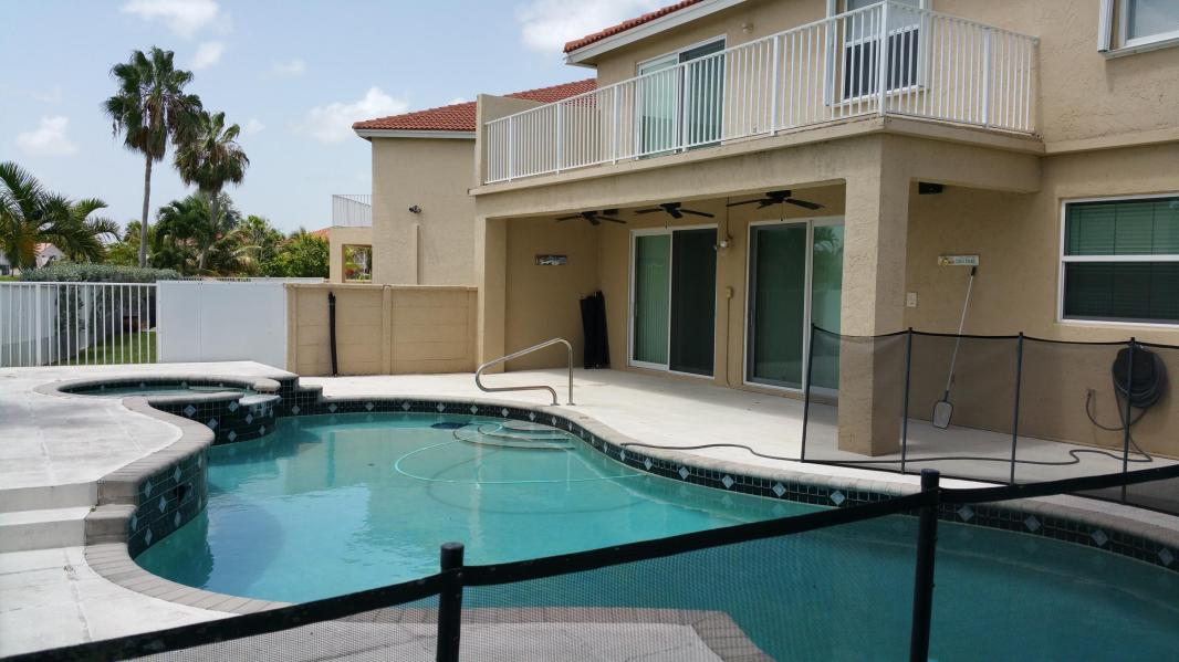 Boca Raton Pool Home