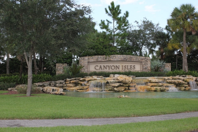 Gated Communities Canyon Isles