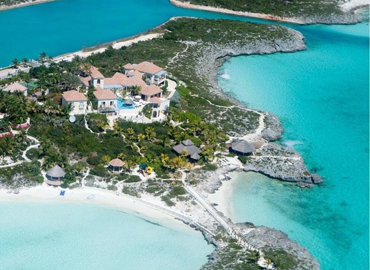 Prince Turks and Caicos Estate
