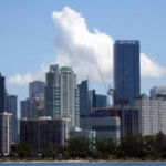Maimi Florida Skyline