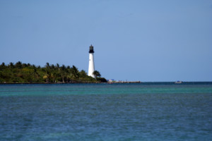 Florida Stiltsville Light house