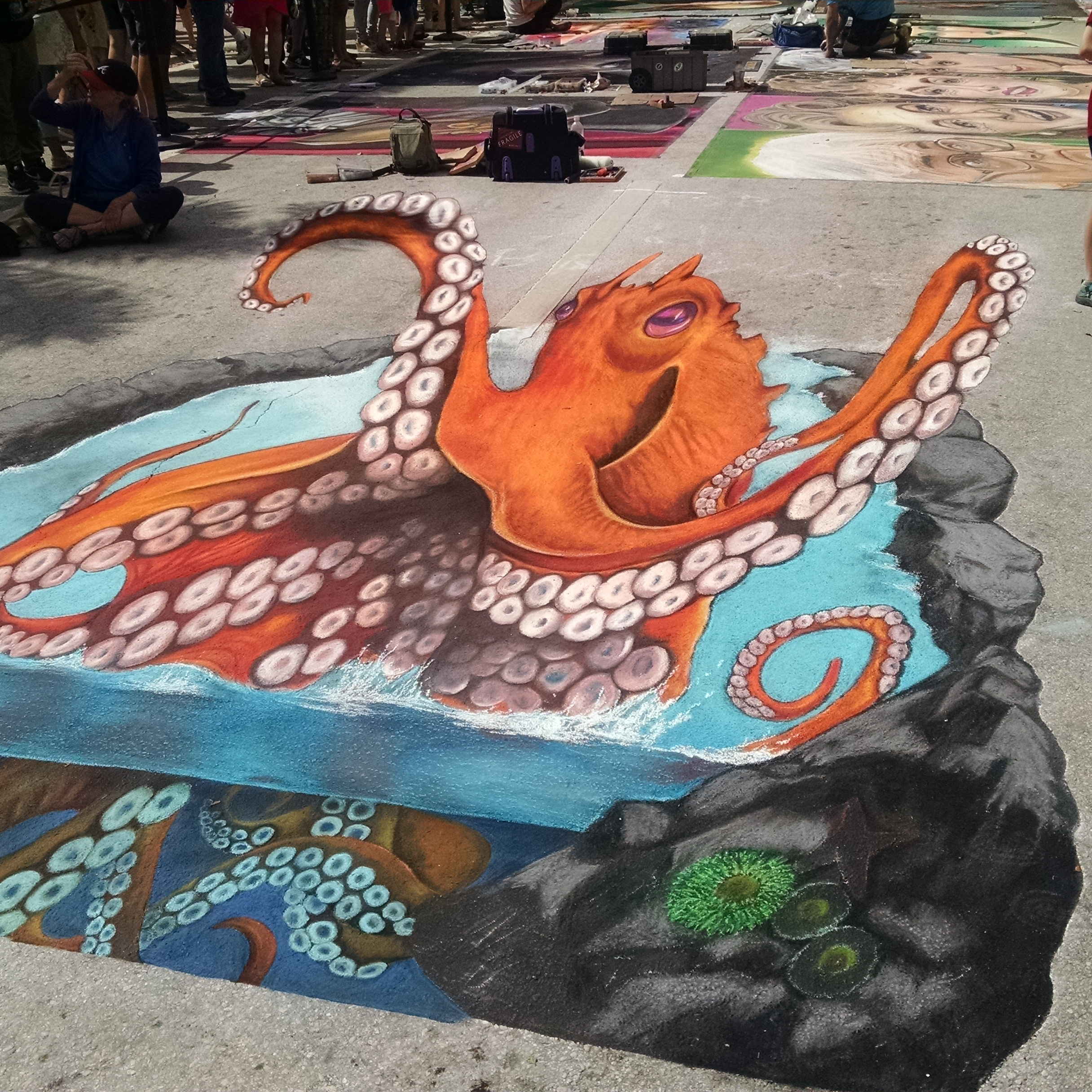downtown Lake Worth art fair