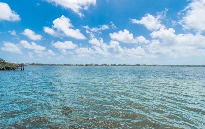 Intracoastal Lake Worth Florida