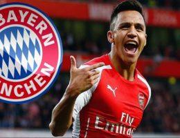 Sanchez to Bayern?
