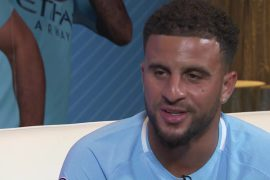 Kyle Walker, Manchester City RB
