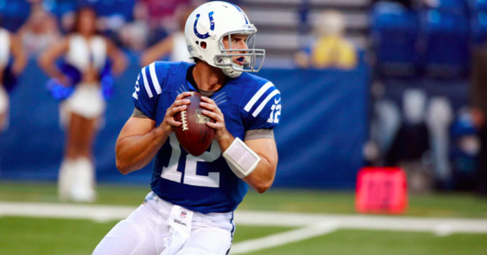 The Indianapolis Colts Should Be Patient With Andrew Luck ...