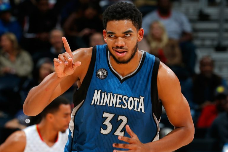 Karl-Anthony Towns,