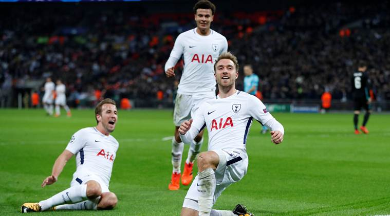 Spurs in the UCL