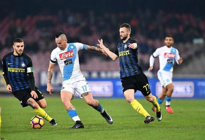 Serie A takes center stage with Napoli v Inter