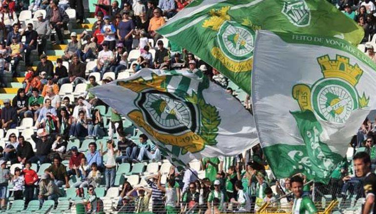 Vitoria Setubal v Desportivo Aves in Portugal