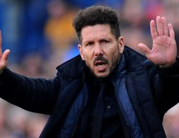 Simeone's play style could easily torpedo my picks today