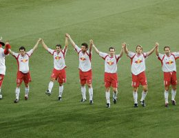 Red Bull Salzburg for Europa League