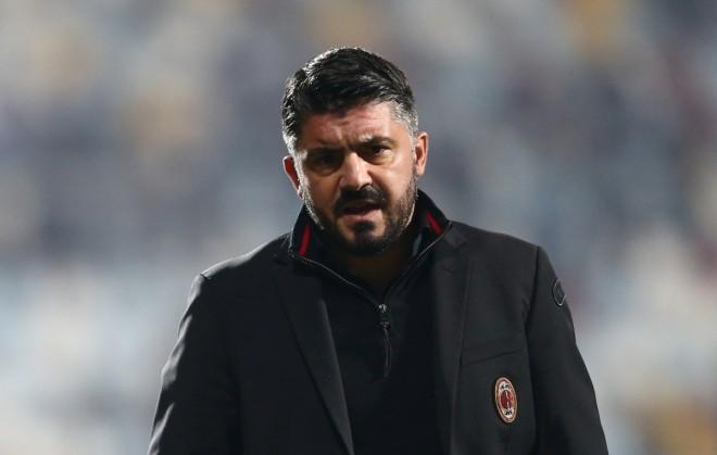Today's picks include Gennaro Gattuso's AC Milan