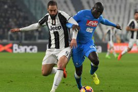 Juve could emotionally wrap up Serie A this afternoon.