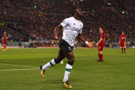 Liverpool Roma UCL