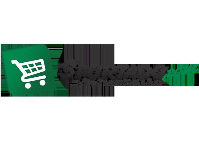 Logo do O supermercado online do leste mineiro