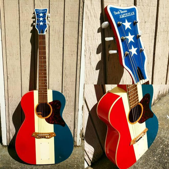 Surfguitar101com Forums Buck Owens American Acoustic Guitar