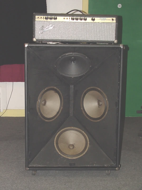 SurfGuitar101.com | Forums: 74 fender bassman 100