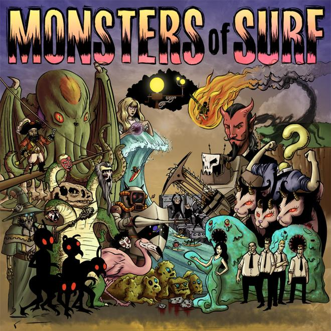 MONSTERS OF SURF