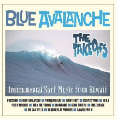 'Blue Avalanche' cover