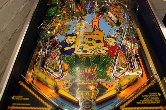 SurfGuitar101 com | Forums: Pinball!