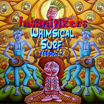 Whimsical Surf Version 2 front cover art